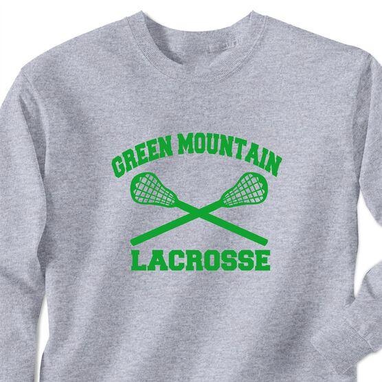 Lacrosse Custom Long Sleeve T-Shirt