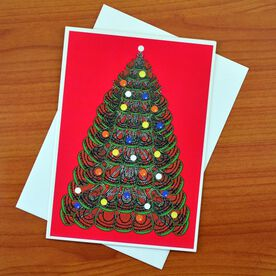 Lacrosse Christmas - MySPORT Card
