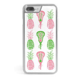 Girls Lacrosse iPhone® Case - Lax Pineapples