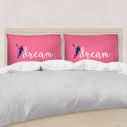 Girls Lacrosse Pillowcase - Dream