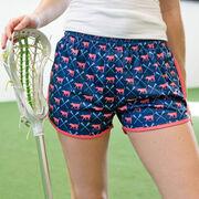 Lula Lacrosse Shorts