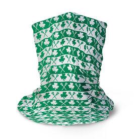 Lacrosse Multifunctional Headwear - Shamrock Stripes RokBAND