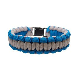 Sidewall Shooter Paracord Bracelet - Blue