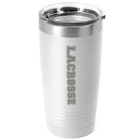 Lacrosse 20 oz. Double Insulated Tumbler - Lacrosse