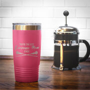 Girls Lacrosse 20oz. Double Insulated Tumbler - You're The Best Mom Ever