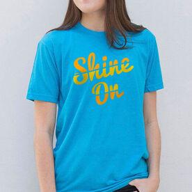 Short Sleeve T-Shirt - Shine On