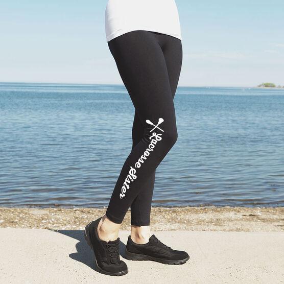 Lacrosse Leggings Sister