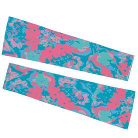 Printed Arm Sleeves - Floral