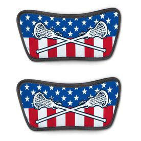 Girls Lacrosse Repwell™ Sandal Straps - USA Lacrosse
