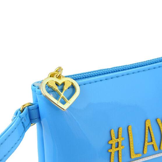 #LAXGIRL Lacrosse Wristlet Bag - Rylee