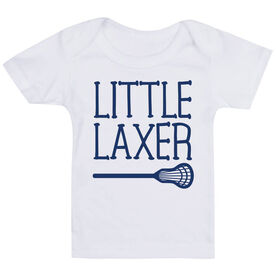 Lacrosse Baby T-Shirt - Little Laxer