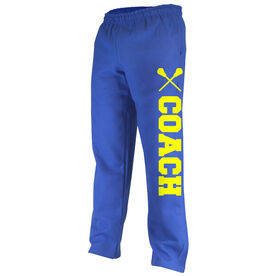Lacrosse Fleece Sweatpants Lacrosse Coach