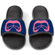 Girls Lacrosse Repwell® Slide Sandals - Lax Goggles