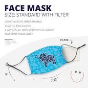 Girls Lacrosse Face Mask - Lax Elephant