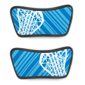 Girls Lacrosse Repwell® Sandal Straps - Stick Reflected