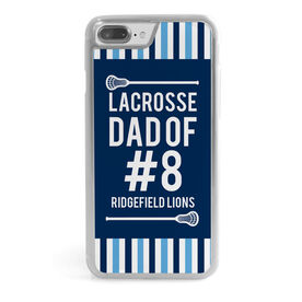 Lacrosse iPhone® Case - Lacrosse Dad