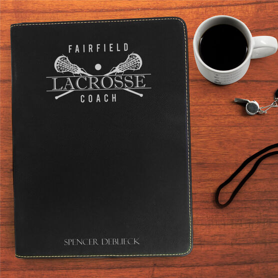 Girls Lacrosse Executive Portfolio - Coach Crest