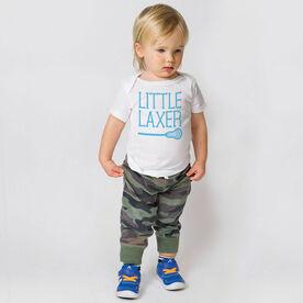 Lacrosse Baby T-Shirt - Little Laxer