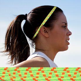 Bunji BAND Elastic Headbands for Athletes - Marigold