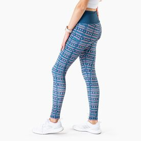 Women's Performance Side Pocket Tights - Sedona