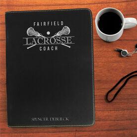 Girls Lacrosse Executive Portfolio - Coach Crest