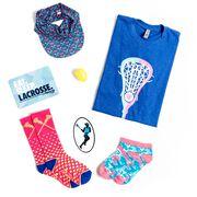 Love Lax Girls Lacrosse Easter Basket