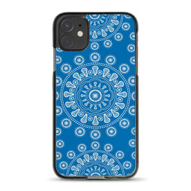 Girls Lacrosse iPhone® Case - Lax Mandala