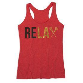 Girls Lacrosse Women's Everyday Tank Top - Relax