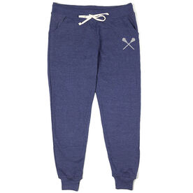 Girls Lacrosse Joggers - Crossed Sticks