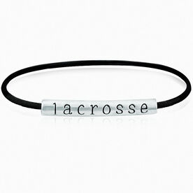 S Lacrosse Silver Plated Bracelets Lulalax