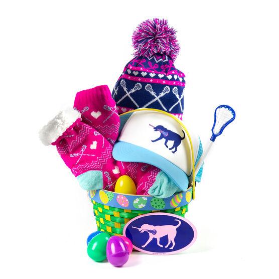 Lax Dog Girls Lacrosse Easter Basket 2018 Edition