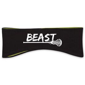 Lacrosse Reversible Performance Headband Lax Beast