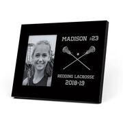 Girls Lacrosse Photo Frame - Custom Lacrosse Sticks