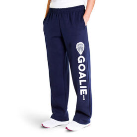 Lacrosse Fleece Sweatpants - Goalie