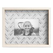 Girls Lacrosse Premier Frame - Herringbone Pattern