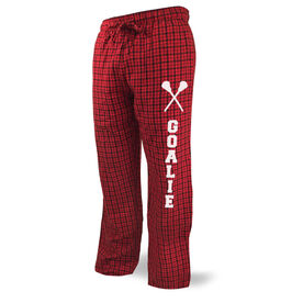Lacrosse Lounge Pants Lax Goalie