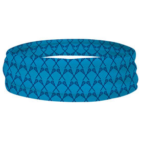 Lacrosse Multifunctional Headwear - Crossed Sticks RokBAND