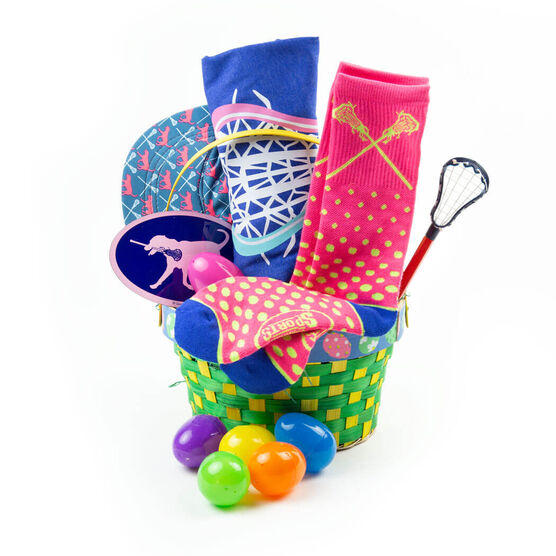 Love Lax Girls Lacrosse Easter Basket 2018 Edition