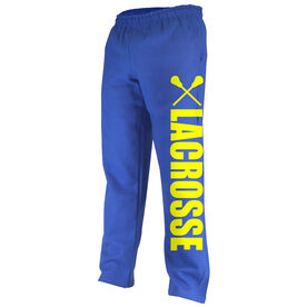 Lacrosse Fleece Sweatpants Lacrosse Bold