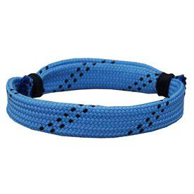 Lacrosse Shooting String Bracelet Light Blue Adjustable Shooter Bracelet