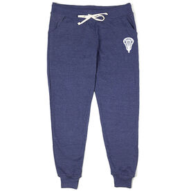 Girls Lacrosse Joggers - Lax Head