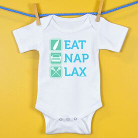 Baby One-Piece Eat Nap Lax