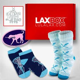 Lacrosse LaxBox Gift Set- Free Shot