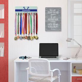 Lacrosse Hook Board Personalized Girl Lacrosse Sticks Chevron