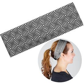 RunTechnology Tempo Performance Headband - Alison Black