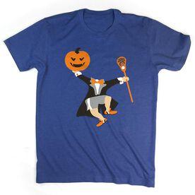 Lacrosse Tshirt Short Sleeve Headless Laxman