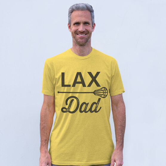 Lacrosse Vintage T-Shirt - Lax Dad