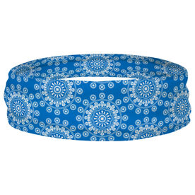 Girls Lacrosse Multifunctional Headwear - Lax Mandala RokBAND