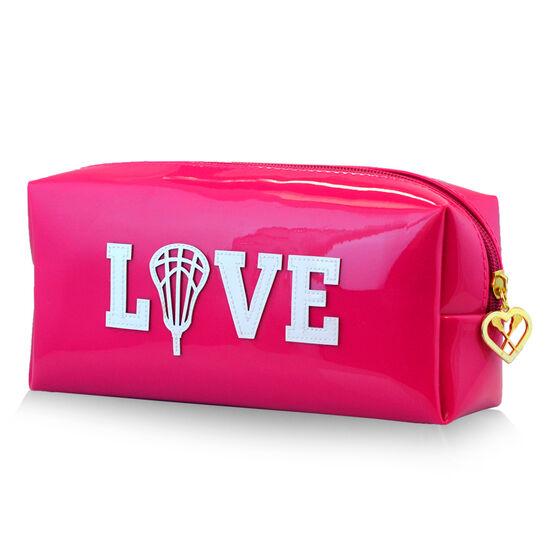 Love Lacrosse Cosmetic Bag - Lexi
