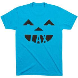 Lacrosse Short Sleeve T-Shirt - Pumpkin Lax